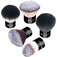 SHANY PRO Kabuki Essential 5-piece X-Large Synthetic/ Natural Hair Kabuki Brush Set | Overstock.com Shopping - The Best Deals on Makeup Brushes