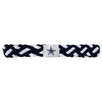 Dallas Cowboys NFL Braided Head Band