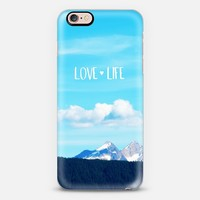 Love Life iPhone 6s case by Robin   Casetify