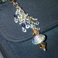 Royal Topaz Purse/Backpack/Key Chain/Anything Charm