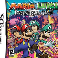 Mario and Luigi Partners in Time - Nintendo DS (Game Only)