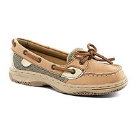 Sperry Top-Sider Girls' Angelfish Boat Shoes - Linen
