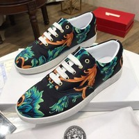DCCK Versace Fashion Casual Sneakers Sport Shoes