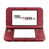Red New Nintendo 3DS XL Video Game Console