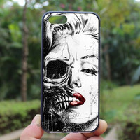 Skull case ,love,iphone 4/4s case,Death Skeleton Side iphone 5 case,iphone 5s case,iphone 5c case,Christmas Gift,Personalized