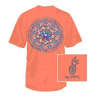 Change Your Scope Tee in Bright Coral by MG Palmer