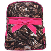 Natural Camo Backpack
