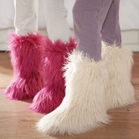 Fur-rific Booties