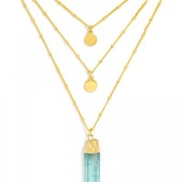 Aries Layered Necklace