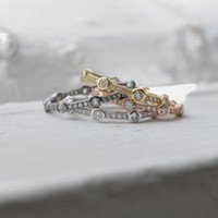 Stackable Ring - Choose Your Color