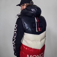 Moncler men's / women's Freestyle Vest Spring Autumn clothing fashion casual vest Men vests Men Down sleeveless jacket waistcoat
