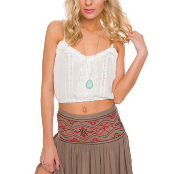 Kelli Crop Top