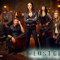 Lost Girl TV Show Cast Poster 11x17