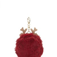 Faux Fur Antler Coin Purse - Stocking Stuffers - 1000216399 - Forever 21 Canada English