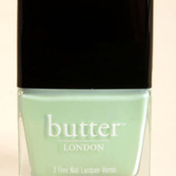Butter London Fiver Mint Nail Lacquer