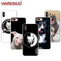 HAMEINUO pitbull cell phone case