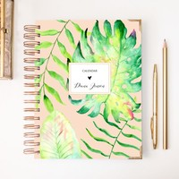 2018 Classic Planner – Tropical
