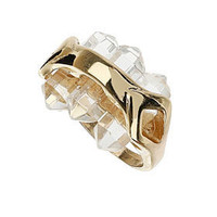 Shard Encased Ring - Jewelry  - Accessories