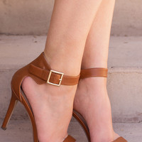 Giovanna Heels - Tan