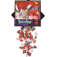 Rick And Morty Oblivion 550-Piece Puzzle