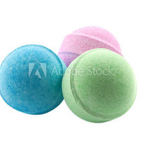 Set of 3 All Natural Bath Bombs (CS Blends)