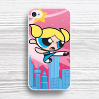 The Powerpuff Girls Bubbles Townsville Pink case iPhone 4s 5s 5c 6s 6 Plus Cases, Samsung Case, iPod 4 5 6 case, HTC case, Sony Xperia case, LG case, Nexus case, iPad case