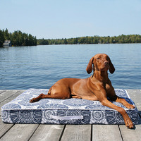 Outdoor Rectangular Pet Bed