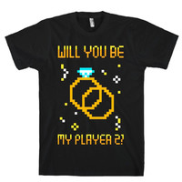 WILL YOU BE 2ND PLAYER? TEE - PREORDER