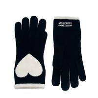 Moschino Cheap And Chic Heart Gloves at asos.com