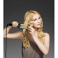 Revlon Perfect Heat Jumbo 3 Barrel Waver