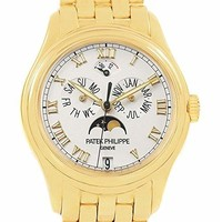 Patek Philippe Complications Automatic-self-Wind Male Watch 5036/1G (Certified Pre-Owned)