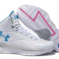 Under Armour Curry Birthday Color Basketball Shoes