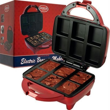 American Originals  Electric Brownie Maker