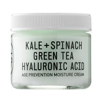 Sephora: Youth To The People : Kale + Spinach + Hyaluronic Acid Age Prevention Cream : moisturizer-skincare