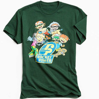 Rocket Power Squad Tee   Urban Outfitters