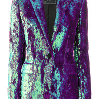 Unconditional Sequinned Blazer Jacket - Farfetch
