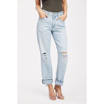 Andi Relaxed Fit Denim