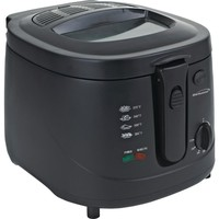 Brentwood 2.5 Liter Deep Fryer (black)