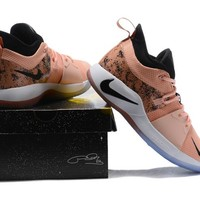 Nike Zoom Paul George PG 2.0 - Pink/Black