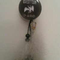 Swan Song Led Zepplin Roach / Blunt Clip or Car Mirror Accessorie