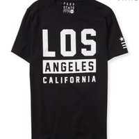 Free State Los Angeles Graphic T