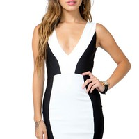 Why Not Bodycon Dress