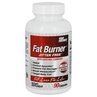Top Secret Nutrition Fat Burner - Jitter Free - Garcinia Cambogia