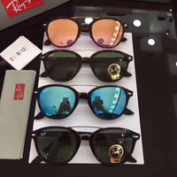 RAY-BAN SUNGLASSES AVIATOR RB3025 / RB3026 Classic (Gold Frame)