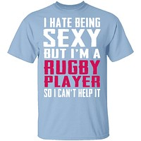 Sexy Rugby Player T-Shirt