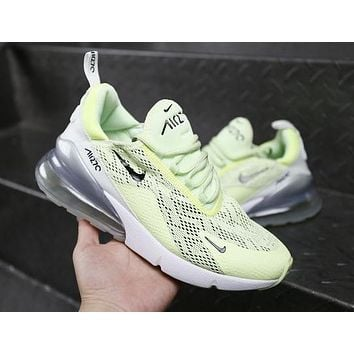 N Nike Air Max 270 New fashion mesh sports leisure shoes