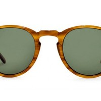 O'MALLEY SUNGLASSES BY OLIVER PEOPLES | Oliver Peoples Designer Eyewear: Distinctive Luxury Sunglasses & Optical