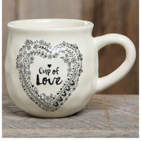 Natural Life Mug - Cup Of Love