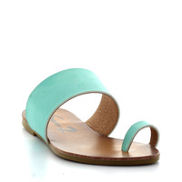 Lucy Sandal Teal