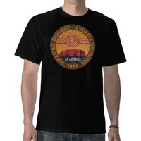 Distressed Australian Expedition T-Shirt from Zazzle.com